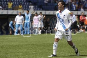 FÚTBOL . PUEBLA FC VS CHIAPAS