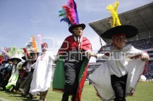 LOS HUEHUES EN EL CUAUHTEMOC