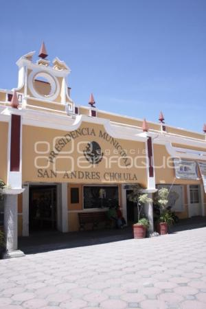 AYUNTAMIENTO DE SAN ANDRES CHOLULA