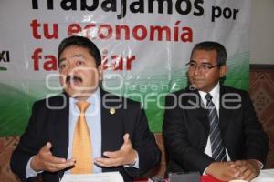 DIPUTADOS FEDERALES - PRI