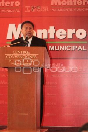 MONTERO - CAMPAÑA