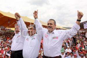 ELECCIONES MANLIO FABIO BELTRONES- JAVIER LOPEZ ZAVALA