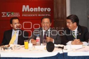 ELECCIONES REUNION MARIO MONTERO-CANADEVI