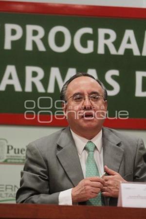 PROGRAMA DE CANJE DE ARMAS DE FUEGO 2010