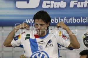 FUTBOL . PUEBLA FC . PEREYRA