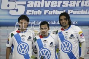 FUTBOL . REFUERZOS PUEBLA FC