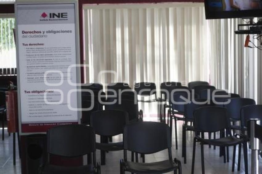 Agencia Enfoque Ine Módulos De Atención Ciudadana