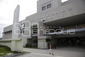 IMSS . HOSPITAL LA MARGARITA