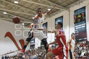 BALONCESTO . UDLAP VS UPAEP