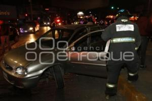 PRIMER ACCIDENTE DEL 2018