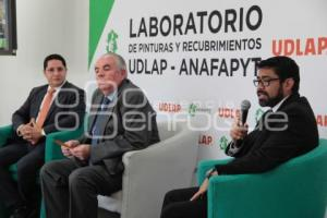 UDLAP . LABORATORIO