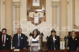 AYUNTAMIENTO . CLAUDIA RIVERA VIVANCO