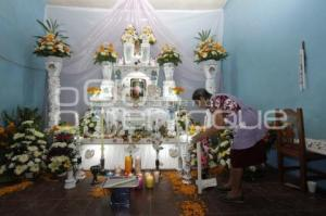 OFRENDAS HUAQUECHULA