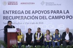 ENTREGA APOYOS CAMPO