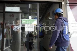 MACROSIMULACRO SECRETARIA DE INFRAESTRUCTURA