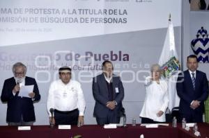 COMISIÓN DE BÚSQUEDA DE PERSONAS