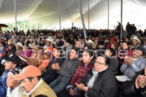 RECONSTRUCCIÓN CARRETERA HUEYTAMALCO