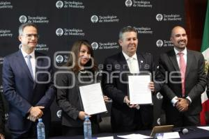 CONVENIO COPARMEX - TEC DE MONTERREY