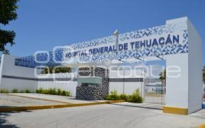 HOSPITAL GENERAL TEHUACÁN