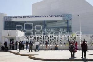 HOSPITAL TRAUMATOLOGÍA Y ORTOPEDIA