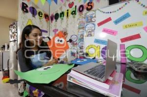 EDUCACIÓN . CLASES EN LÍNEA
