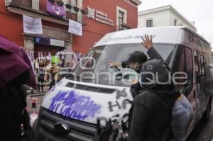 CDH . PROTESTA FEMINISTA