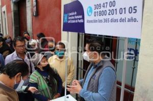 DENUNCIA GRUPOS MARGINADOS