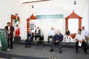ATLIXCO . PROGRAMA NACIONAL DE RECONSTRUCCIÓN