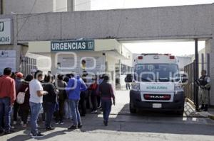 HOSPITAL IMSS LA MARGARITA