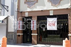 HOTELES . TARIFAS ESPECIALES