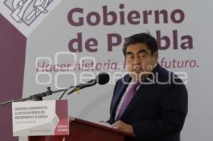 GOBERNADOR . MIGUEL BARBOSA