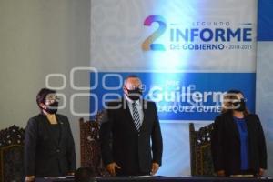 INFORME GUILLERMO VELÁZQUEZ
