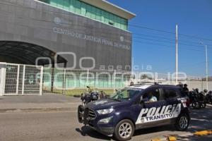 MANIFESTACIÓN POLICÍAS MUNICIPALES