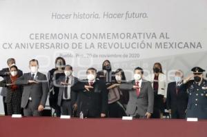 CX ANIVERSARIO REVOLUCIÓN MEXICANA
