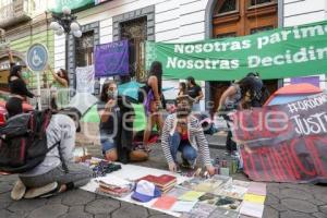 FEMINISTAS . CONGRESO DEL ESTADO