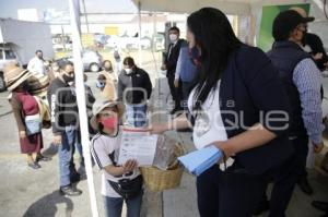 DONACIÓN DE CUBREBOCAS