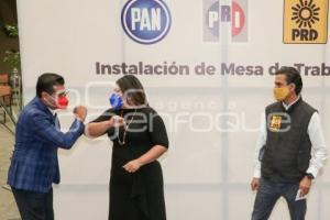 PARTIDOS POLÍTICOS . ALIANZA