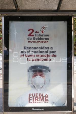 PUBLICIDAD INFORME DE GOBIERNO