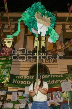 CONGRESO . POSADA FEMINISTAS