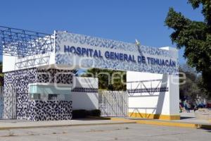 HOSPITAL GENERAL DE TEHUACÁN