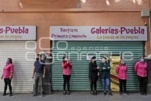 MANIFESTACIÓN . CÁMARAS DE COMERCIO