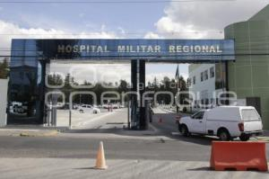 HOSPITAL MILITAR REGIONAL