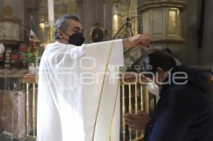 RELIGIÓN . MIÉRCOLES DE CENIZA
