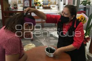PETLALCINGO . MIÉRCOLES DE CENIZA