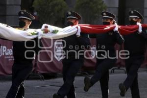 DÍA DE LA BANDERA . GOBIERNO MUNICIPAL