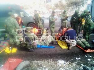 ACCIDENTE MILITARES