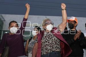 MORENA . PROTESTA