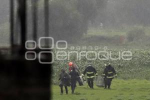 SOCAVÓN . RESCATE DE PERRITOS