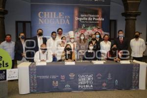 TURISMO . CHILE EN NOGADA