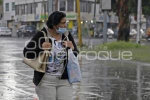 CLIMA . LLUVIAS